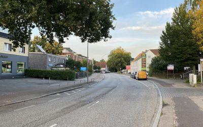 Nächster Abschnitt der Rahlstedter Straße wird blitzsaniert – Dauer: vier Wochen