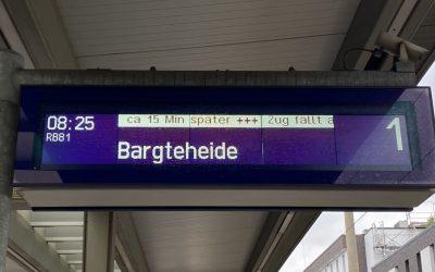 Pünktlichkeit im Schienenverkehr: Neues Monitoring für mehr Transparenz