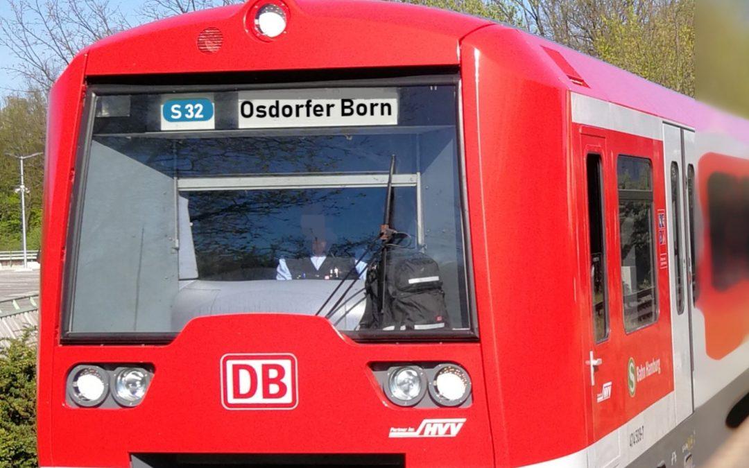 Schnellbahnausbau im Hamburger Westen: Mehr Tempo beim Bau der S32